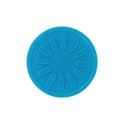 Embossed Tokens In Stock ø 29mm - Aqua - Sun