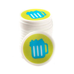 Printed Tokens In Stock ø 29mm - Beer mug